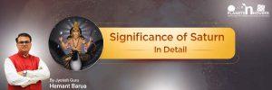 Saturn_Significance_by_Hemant_Barua
