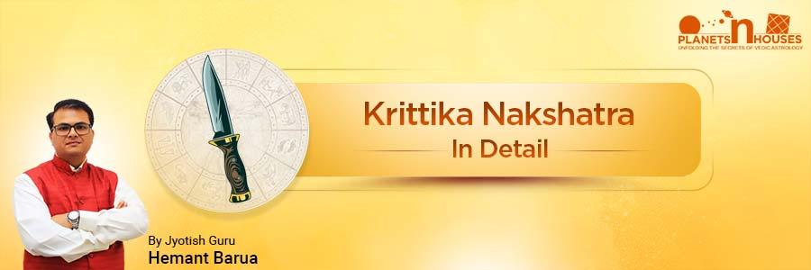 Krittica Nakshatra