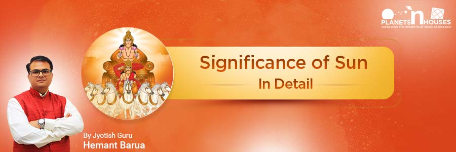 Significance of Sun
